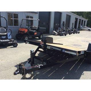 Bri-Mar Trailers T712-6 Tilt Equipment Trailer