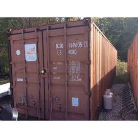 40ft Shipping Containers (3 Available)