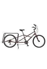 SUN BICYCLES BIKE SUN ATLAS CARGO ROOTBEER