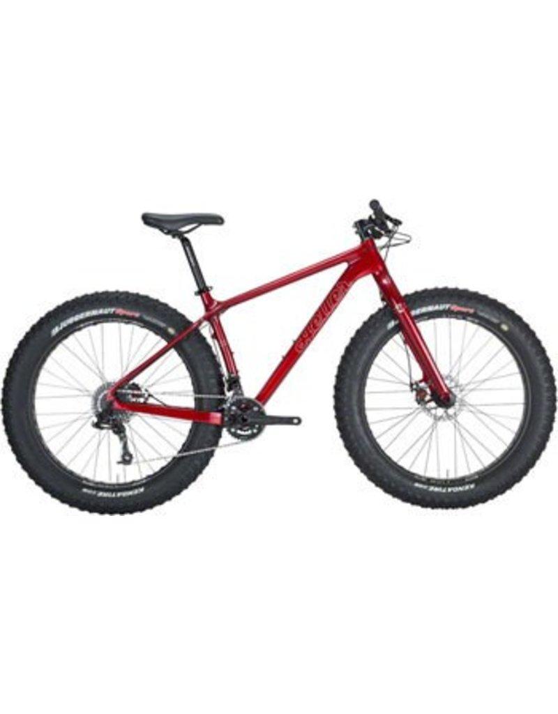 Heller Heller Bloodhound X5 Bike, Large Red