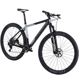 Foundry Foundry Firetower Bike, XT, MD, Black/Silver