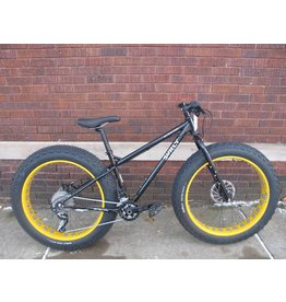 Surly Surly Ice Cream Truck SM Black w/ Yellow Rims