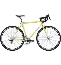 All-City All-City Macho Man Complete Bike 61cm XL Citron
