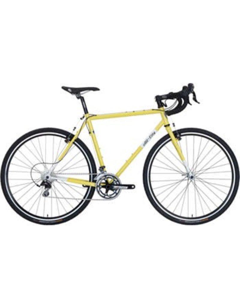 All-City All-City Macho Man Complete Bike 61cm XL Citron