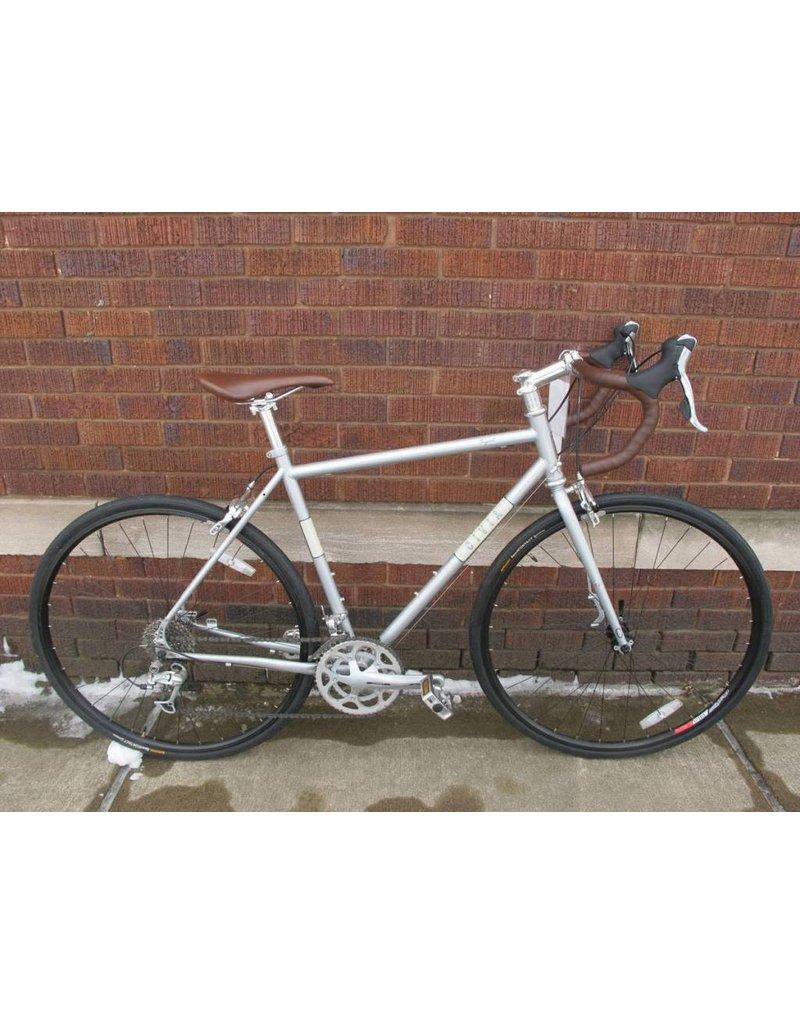 Civia Cycles Civia Bryant Complete Tiagra 54cm Silver