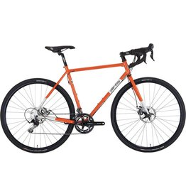 All-City All-City Macho Man Disc Complete Bike 46cm Orange/White