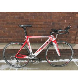 Used  Ridley Dean RS TT Medium Red/White
