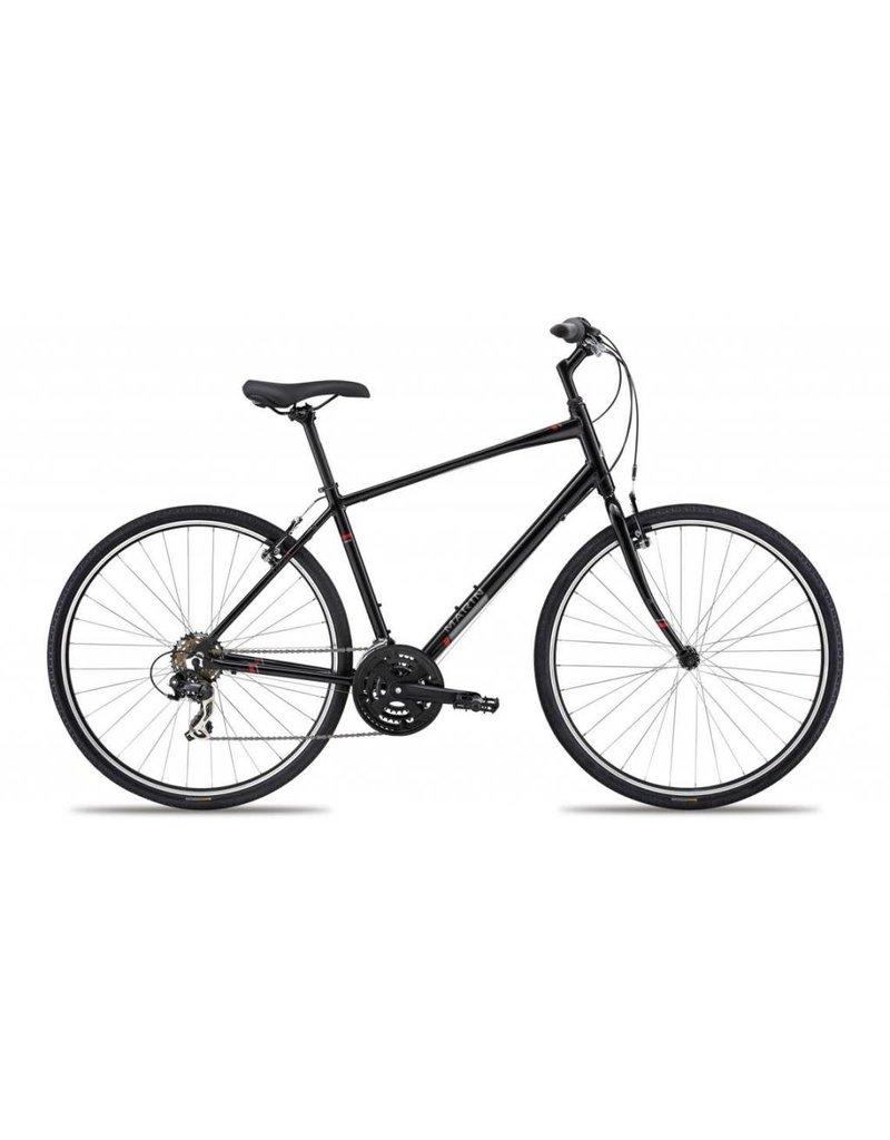 Marin Bikes 2016 Marin Larkspur CS1 L Gloss Black