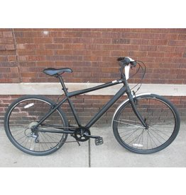 used Felt Cafe 7 Cruiser - Large Black