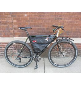 Surly Used Surly Straggler 56cm Black King Thomson rack not included