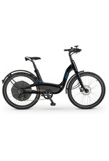Elby Elby Electric Bike Black 9s 26inch