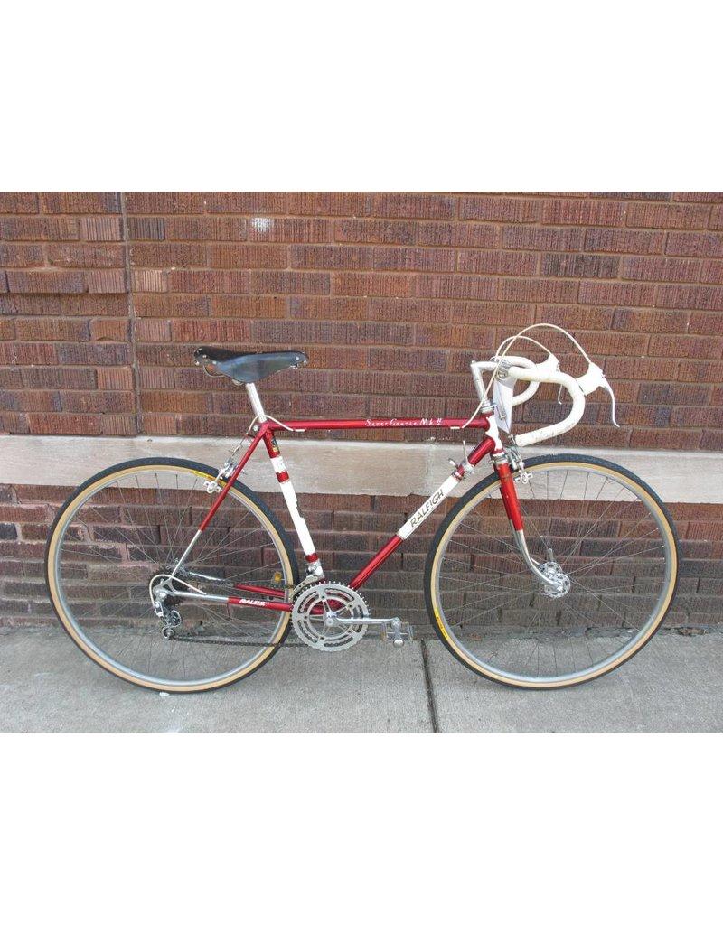 Used Raleigh Super Course MK II Road Bike 54cm