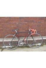Used Bianchi Road Bike maroon - 48cm