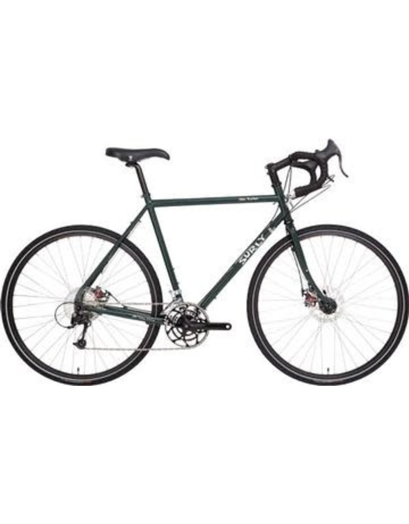 """Surly Long Haul Trucker Complete Bike 52cm 26"""" Green"""