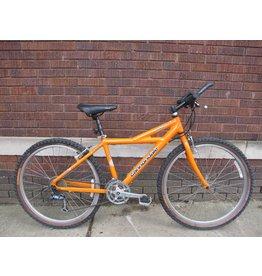 """Used Cannondale M400 Orange MTB 16"""""""