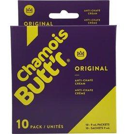 Chamois Butt'r Chamois Butt'r Original: 0.3oz Packet, Box of 10
