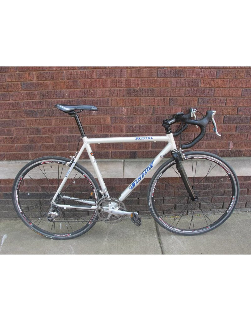 Used Windsor Bristol Road Bike White 56cm