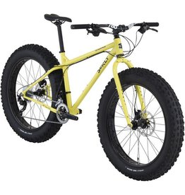 Surly Surly Ice Cream Truck Bike: Banana Candy Yellow LG