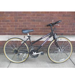 "Used Schwinn Criss Cross Hybrid Small 16"" Black"