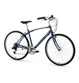 "Torker Torker T510 Bicycle Twin TT 17"" Mens Blue"