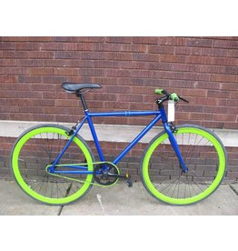 Used State - Urban Road  SS - 50cm blue/green