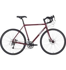 Surly Bikes Surly Disc Trucker Complete Bike 60cm 700c maroon