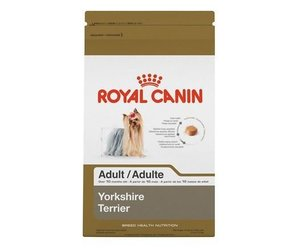 Yorkshire Terrier Adult Dry Dog Food 2 5 Lb Royal Canin Breed