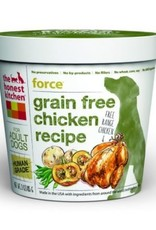 The Honest Kitchen Force   Cup. Grain Free Dehydrated Dog Food. 3oz Cup