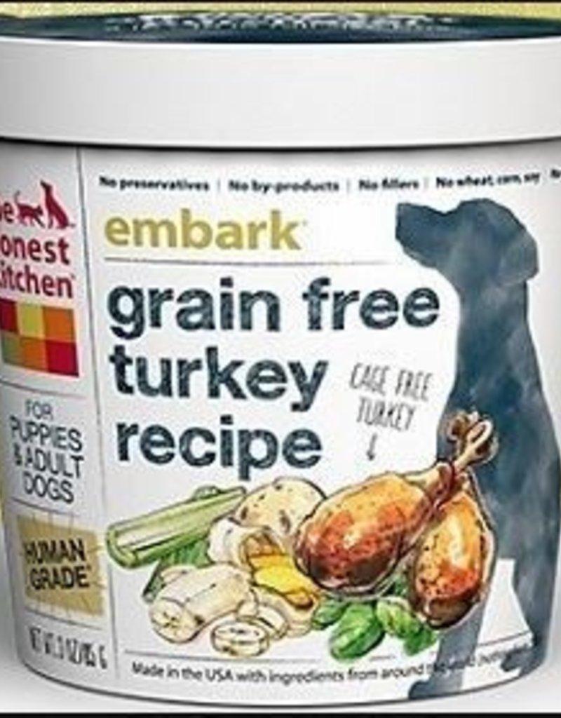 The Honest Kitchen The Honest Kitchen Embark; Single Serve Cup: Turkey  Formula. Grain