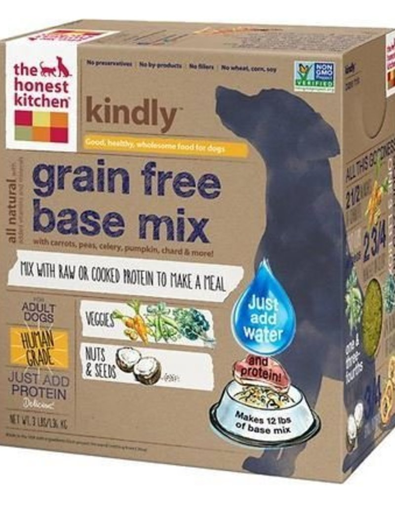 The Honest Kitchen The Honest Kitchen Kindly Grain Free Dehydrated Dog Food  Base Mix.