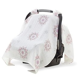 Aden & Anais For the Birds Car Seat Canopy
