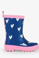 Hatley Sprinkled Hearts Rain Boots