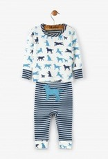 Hatley Pup Play L/S Playwear