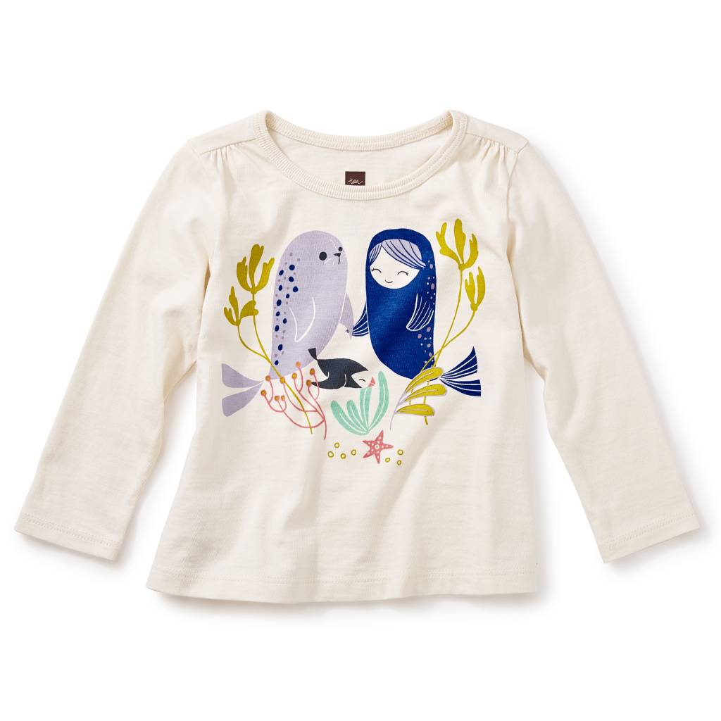 Tea Collection Selkie Graphic Tee
