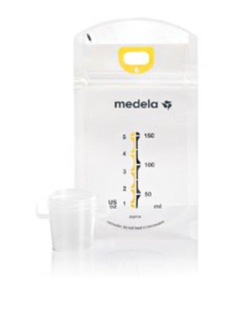 Medela, Inc. Pump and Save Storage Bags  50 Pack