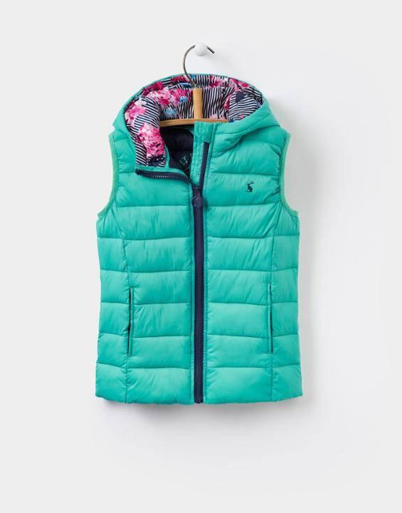 Joules Packaway Vest