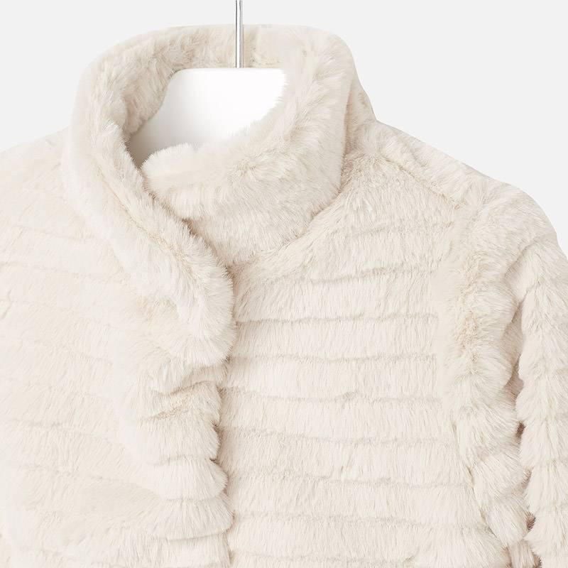 Mayoral USA Fur coat