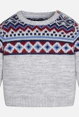 Mayoral USA Jacquard sweater