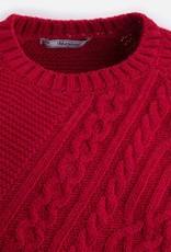 Mayoral USA Braided sweater
