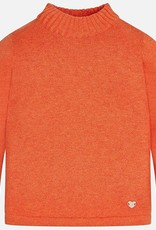 Mayoral USA Basic knitting mockneck sweat