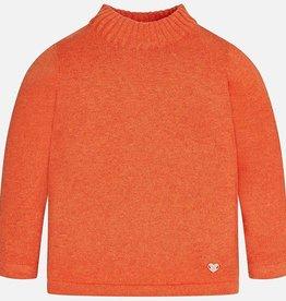 Mayoral USA Basic knitting mockneck sweat