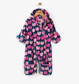 Hatley Apple Orchard Fuzzy Fleece Mini Bundlers