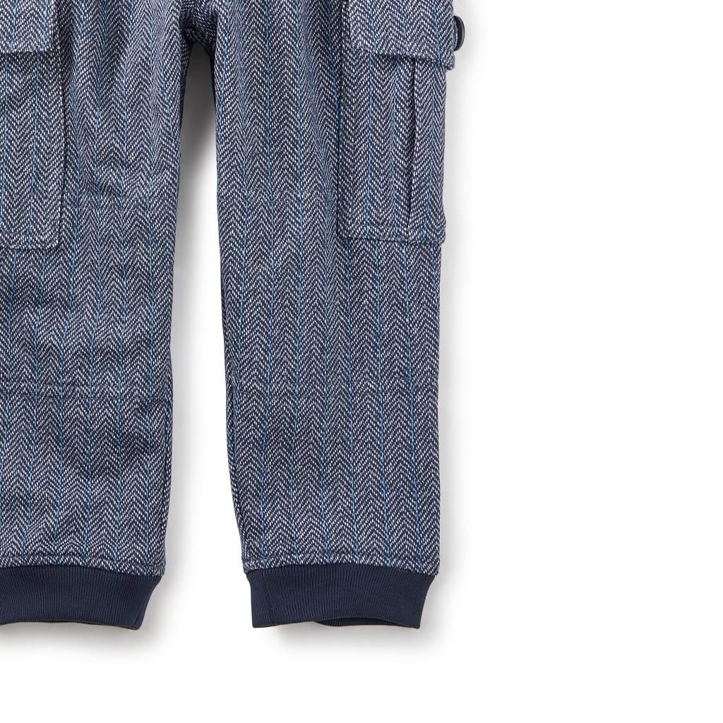Tea Collection Harris Cuffed Cargo Pants