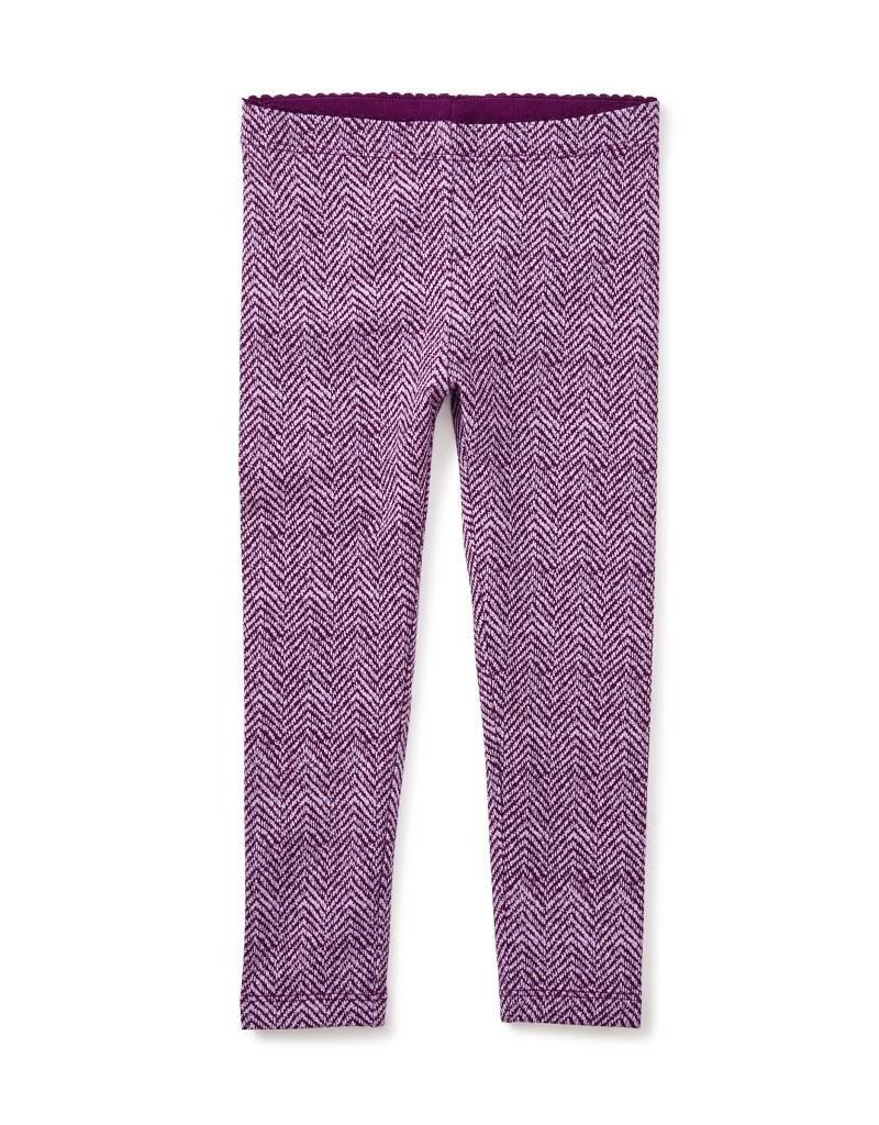 Tea Collection Tweed Print Leggings