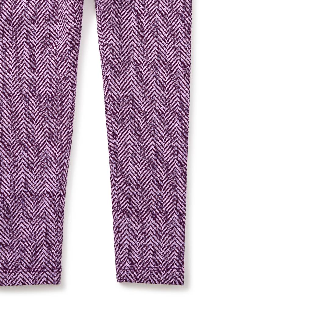Tea Collection Tweed Print Leggings