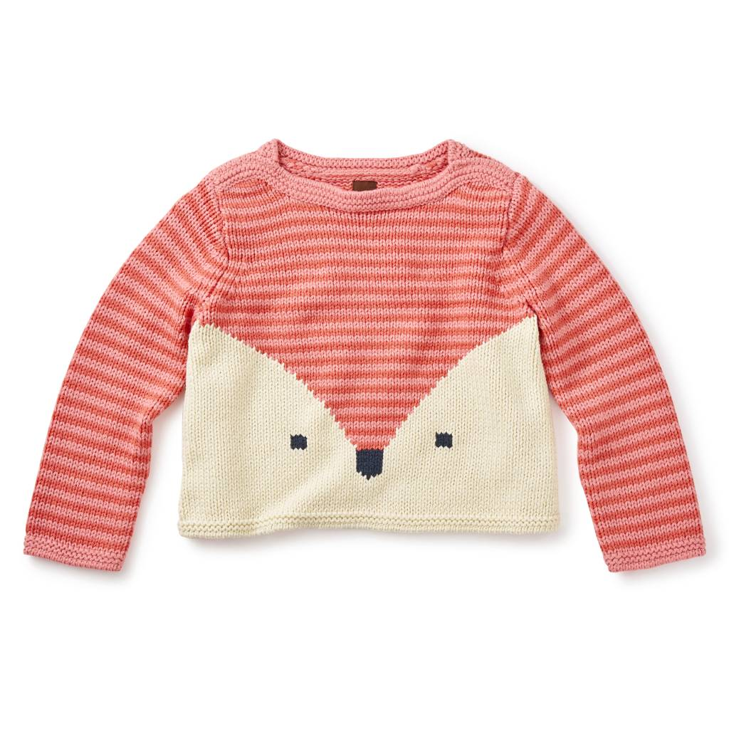 Tea Collection Fox Sweater