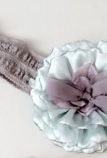 Mae Li Rose Blue Flutter Petal