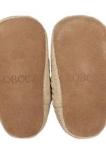 Robeez Cream Chloe Bootie