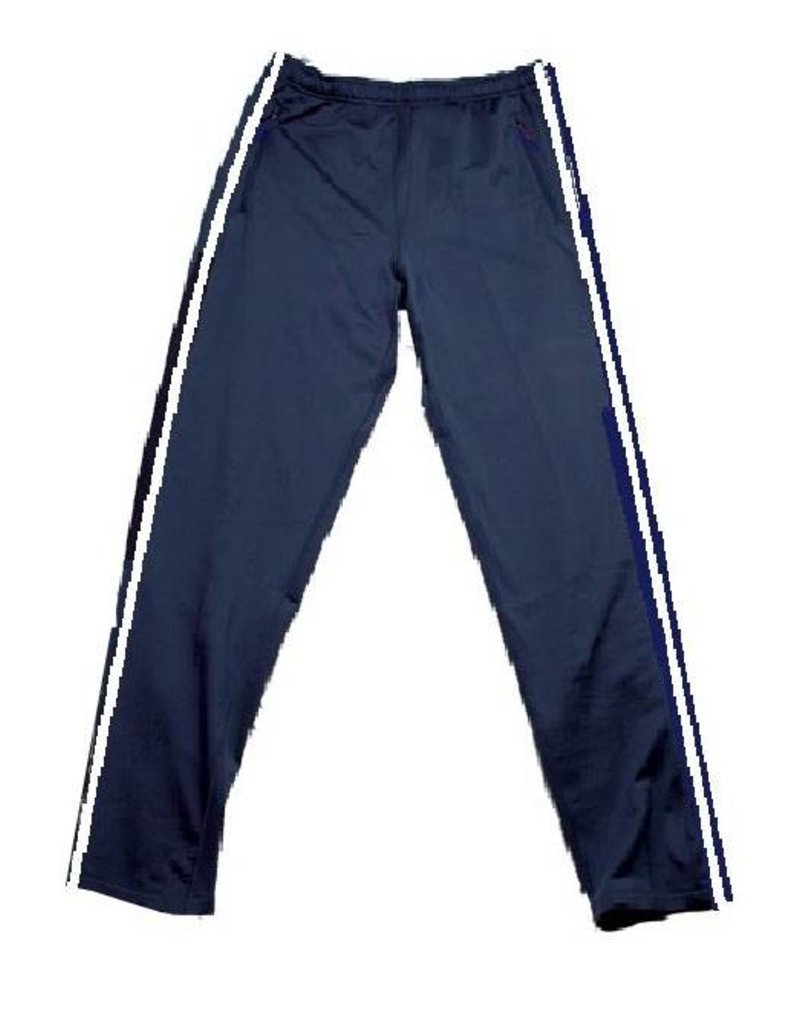 Wes and Willy Midnight Stripe Athletic Pant