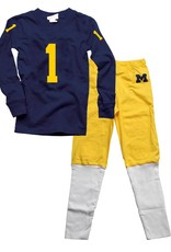 Wes and Willy U of M Football Pajamas